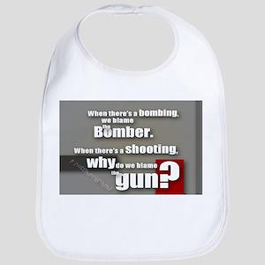 Blaming the gun? Bib