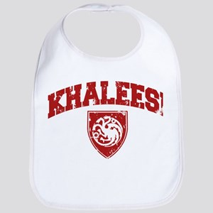 GOT Khaleesi Athletic Style Baby Bib