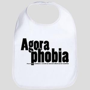 Agoraphobia Bib