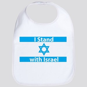 I Stand with Israel - Flag Bib