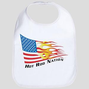 Nation Flag Bib