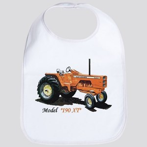 Antique Tractors Bib