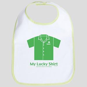 Lucky Green Shirt Bib