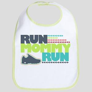 Run Mommy Run - Shoe - Bib