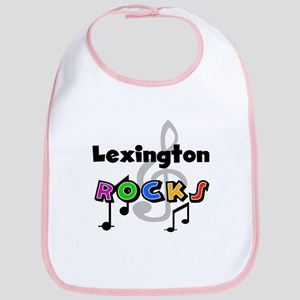 Lexington Rocks Bib