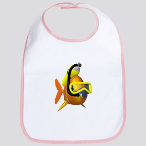 Scuba diving fish Bib