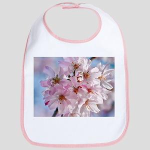 Japanese Cherry Blossoms Bib