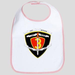 SSI - 1st Battalion - 3rd Marines Bib