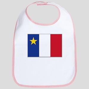 Flag of Acadia Bib