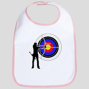 archery man Bib