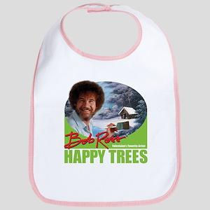 Bob Ross Baby Bib