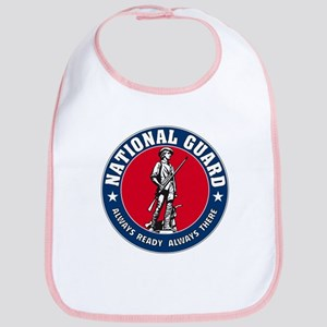 National Guard Logo Bib