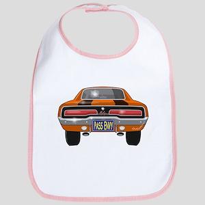 1969 Charger Bumper Bib