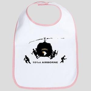 101st airborne Bib