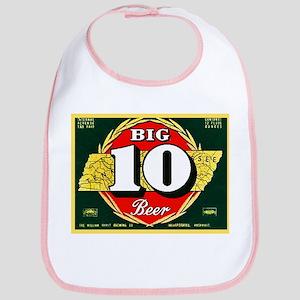 Tennessee Beer Label 1 Bib