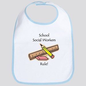 Social Workers Rule Bib