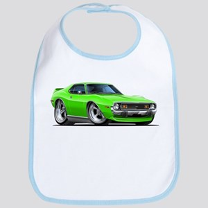 1971-74 Javelin Lime Car Bib