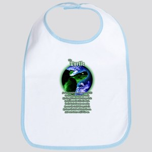 """The Turtle"" Bib"