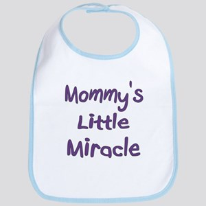 Little MIracle Bib