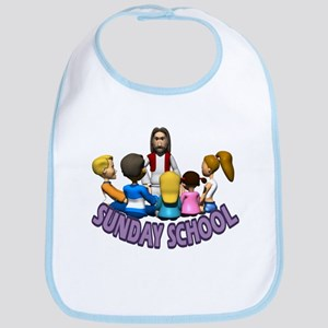 Sunday School Bib