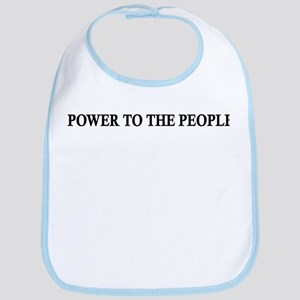 Power To The People Bib