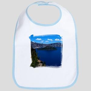 Crater Lake Wizard Island Bib