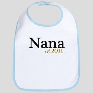 New Nana Est 2011 Bib