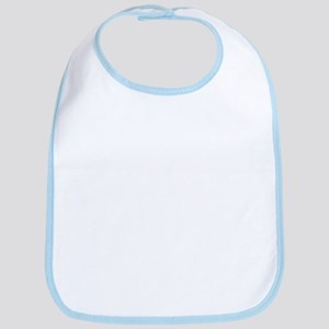 Wildflower Peace Bib