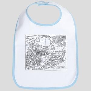 Ancient Athens Map Bib