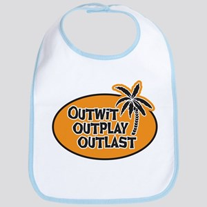 Outwit Outplay Outlast Bib