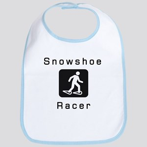 Snowshoe Racer Bib