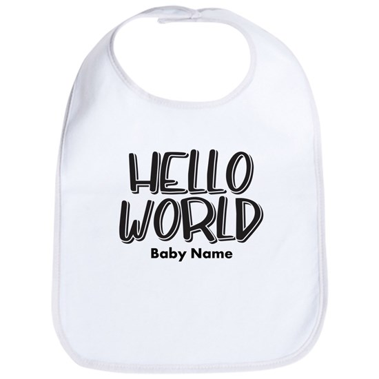 Hello World Personalized