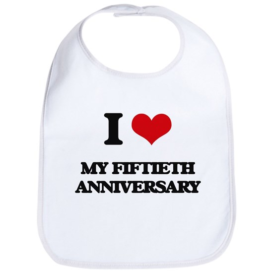 I Love My Fiftieth Anniversary
