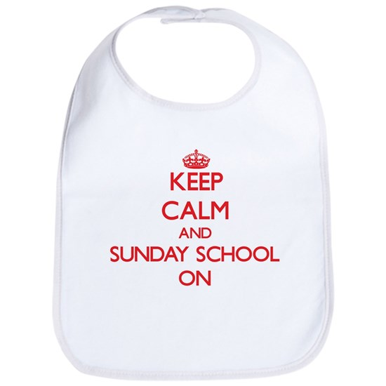 Keep Calm and Sunday School ON