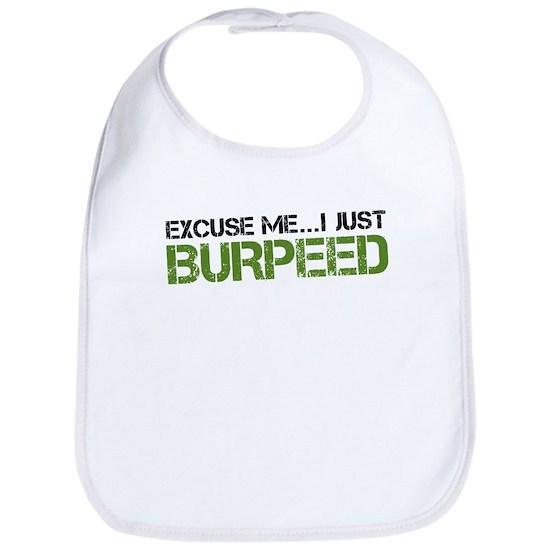 Excuse Me I Just Burpeed
