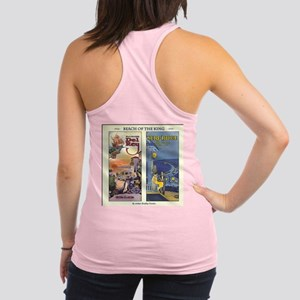 Beach Of The King, Pdr T-Shirt Racerback Tank Top