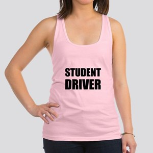 Student Driver Caution Tank Top