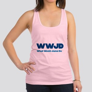 WWJD What Would Jesus Do? Tank Top