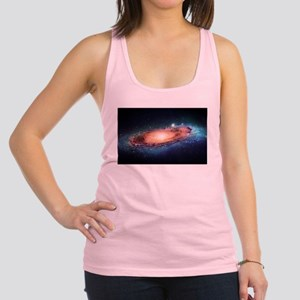 Milky Way Racerback Tank Top