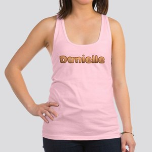Danielle Toasted Racerback Tank Top