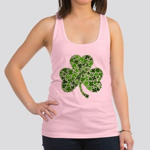 Shamrock of Shamrocks Racerback Tank Top