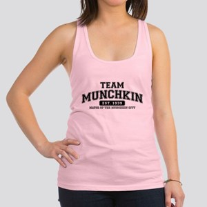 Team Munchkin - Mayor of the Racerback Tank Top