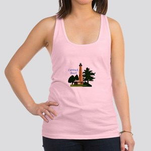 Currituck Beach Racerback Tank Top