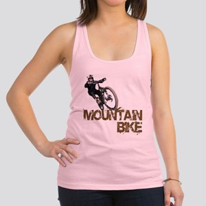 Mountain Bike Racerback Tank Top