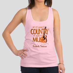 Ain't Country Ain't Music Tank Top