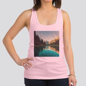 Glacier National Park Racerback Tank Top