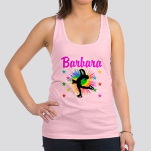 SKATING SENSATION Racerback Tank Top