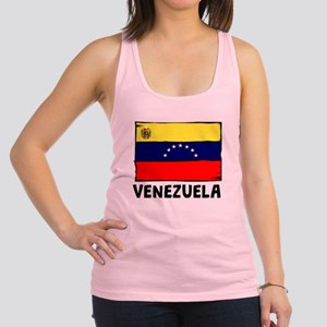 Venezuela Flag Racerback Tank Top