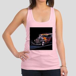 Hot Rod Racerback Tank Top