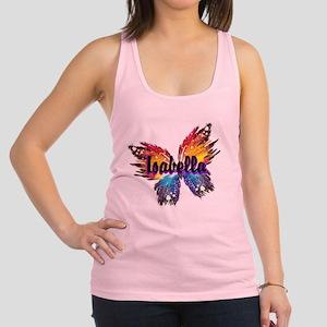 Personalize Butterfly Racerback Tank Top